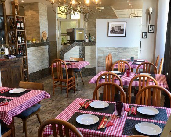Restaurant und Terrasse geöffnet!